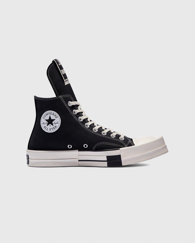 Converse x DRKSHDW TURBODRK – Chuck 70 Black - Image 1