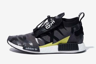 premium selection 66f25 36c9b The Latest BAPE x NEIGHBORHOOD x adidas Collab Is Dropping Today