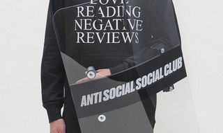 This Riot Shield Might be Anti Social Social Club's Most Outrageous Item Yet