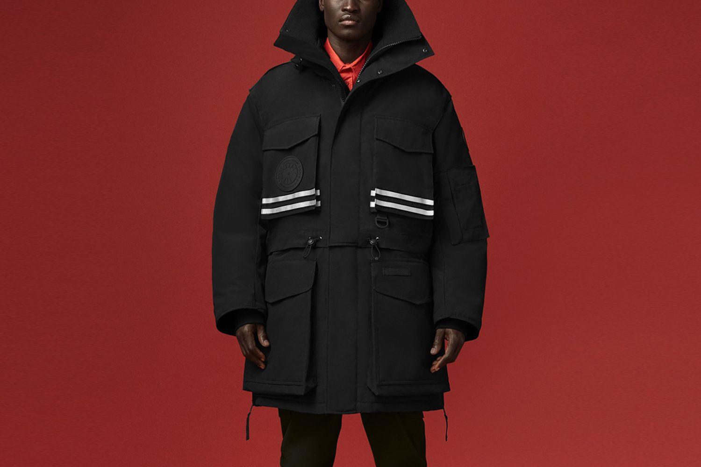 Convertible Snow Jacket