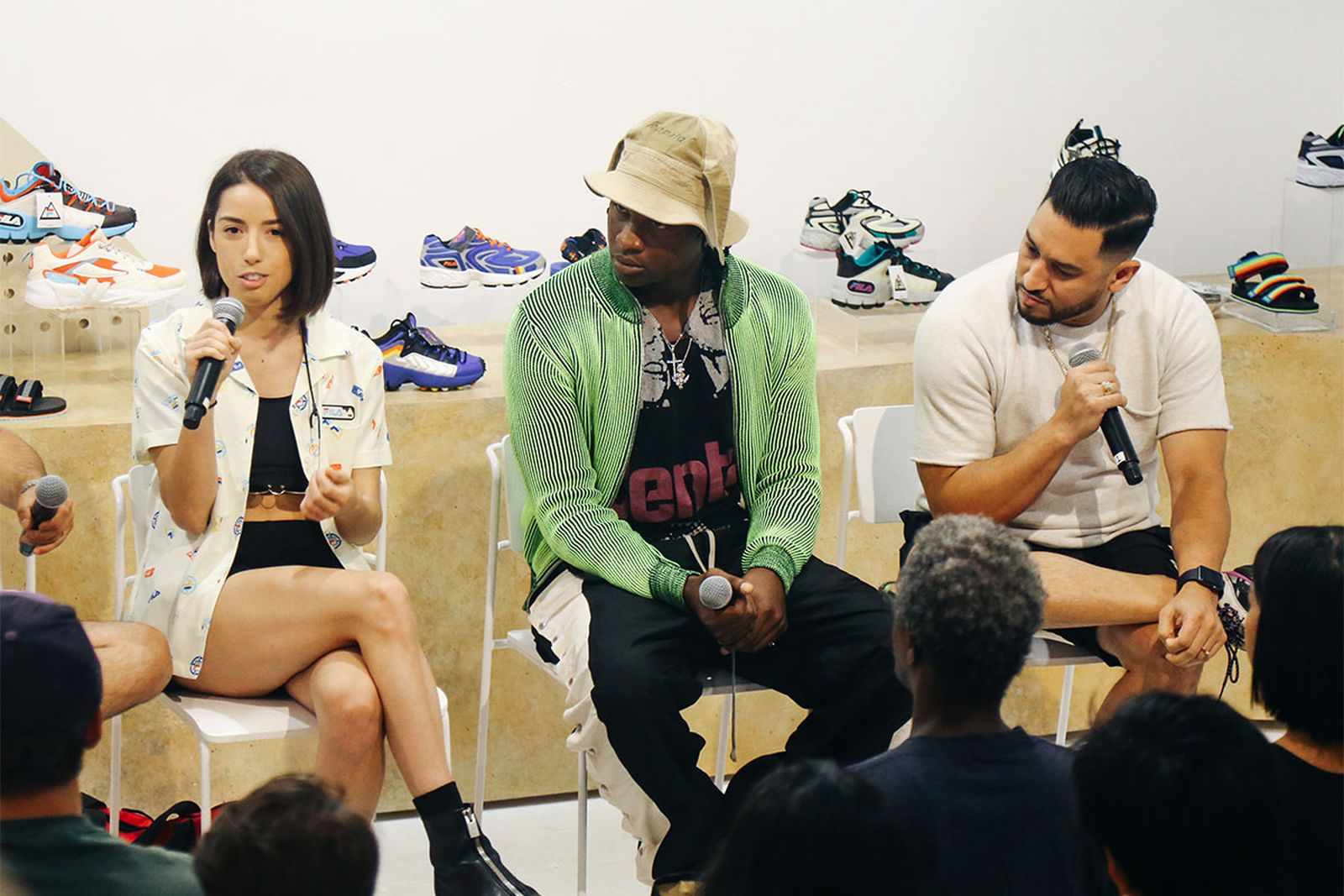 fila explore nyc panel