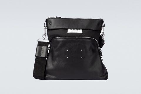 Zero Impact Leather Crossbody Bag