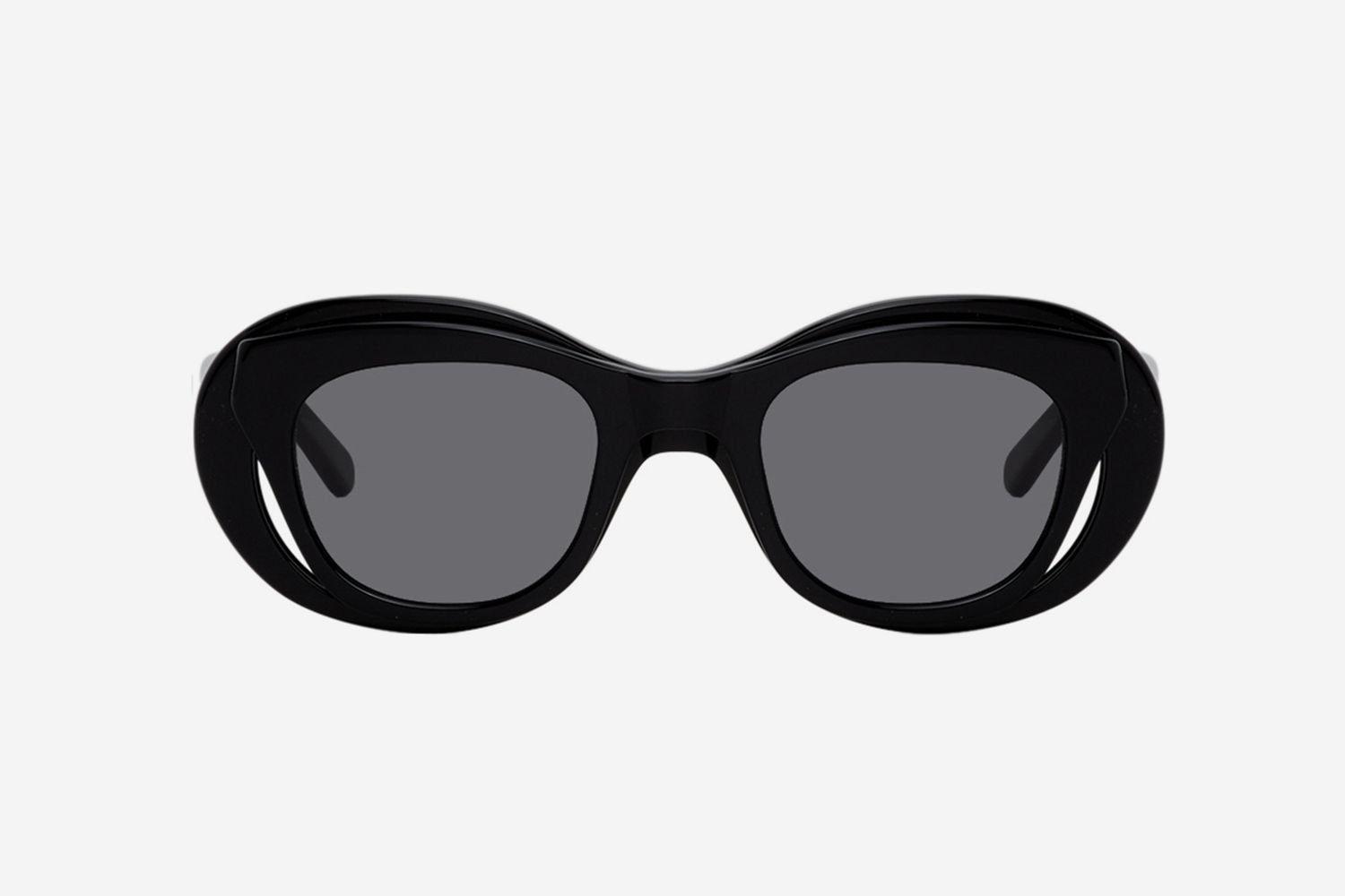 Bug-Eye Hepburn Sunglasses