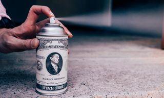 CLOT and Kuumba Drop Spraycan-Shaped Room Fragrances