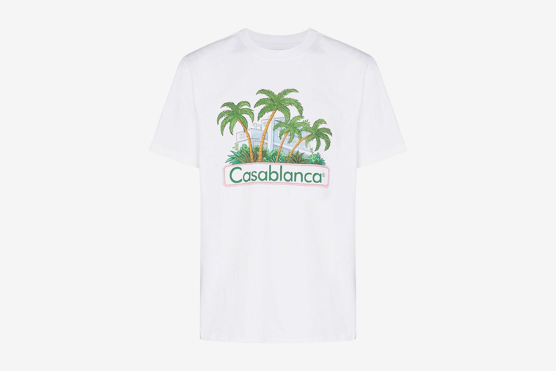 50 Island Graphic-Print T-shirt