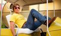 Get Your First Look at Brad Pitt in Quentin Tarantino's 'Once Upon a Time in Hollywood'