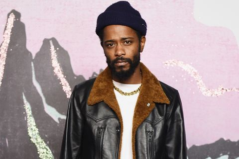 lakeith stanfield uncut gems cast
