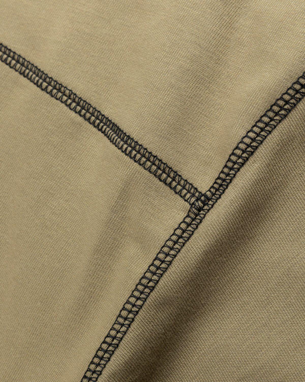 Carhartt WIP – Nazka Pocket T-Shirt Brown - Image 4