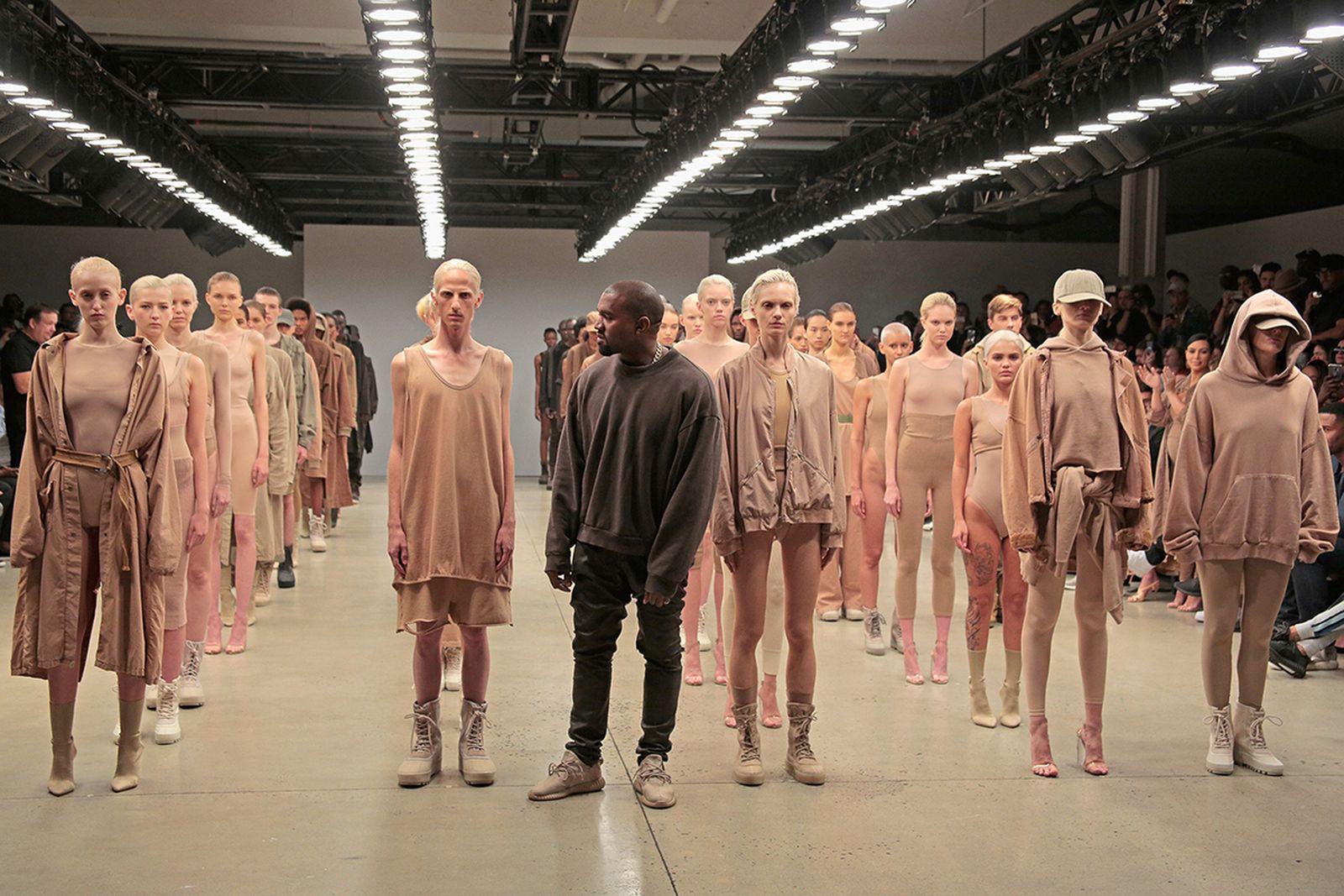 Kanye West YEEZY Season 2
