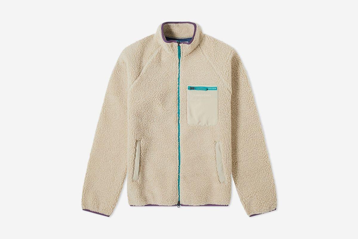 Gorilla Fleece Jacket