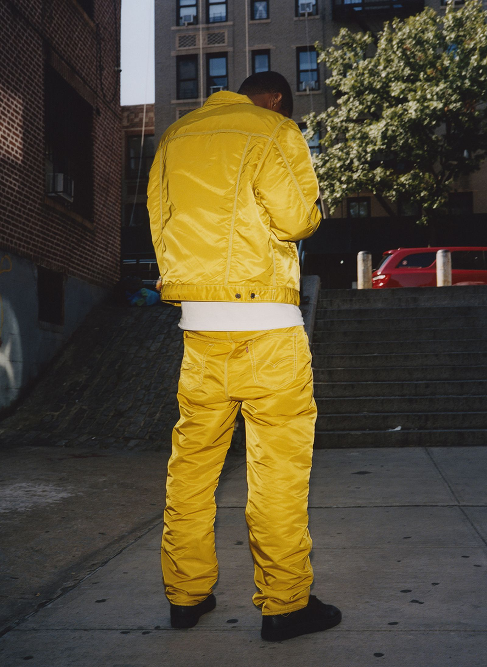 Supreme x Levi's Fall 2019