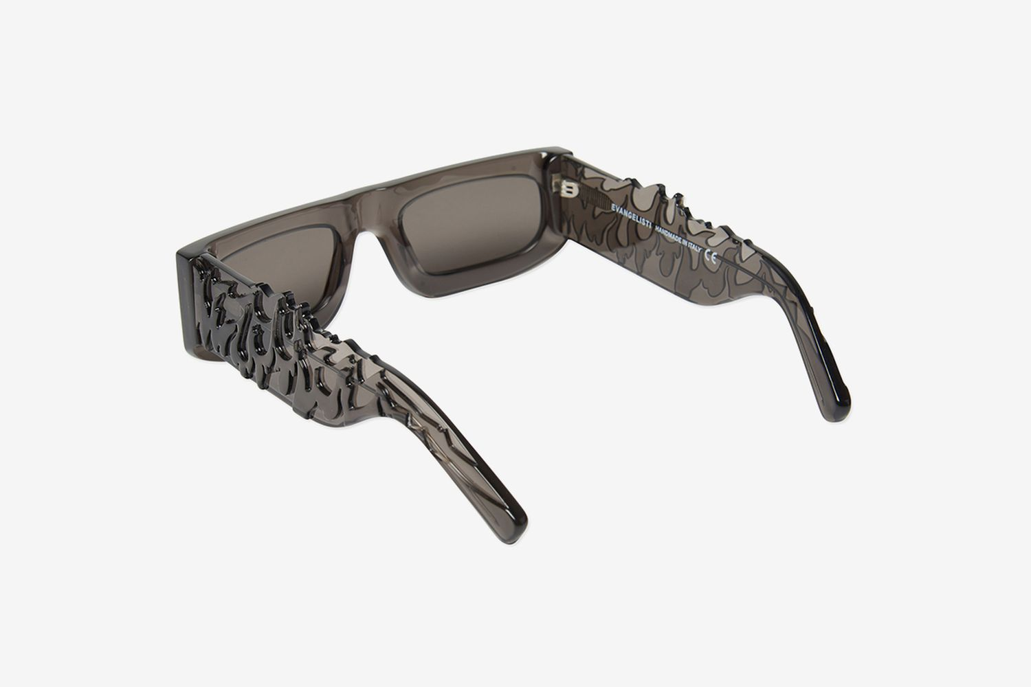 Drop1 Sunglasses Smoked Black