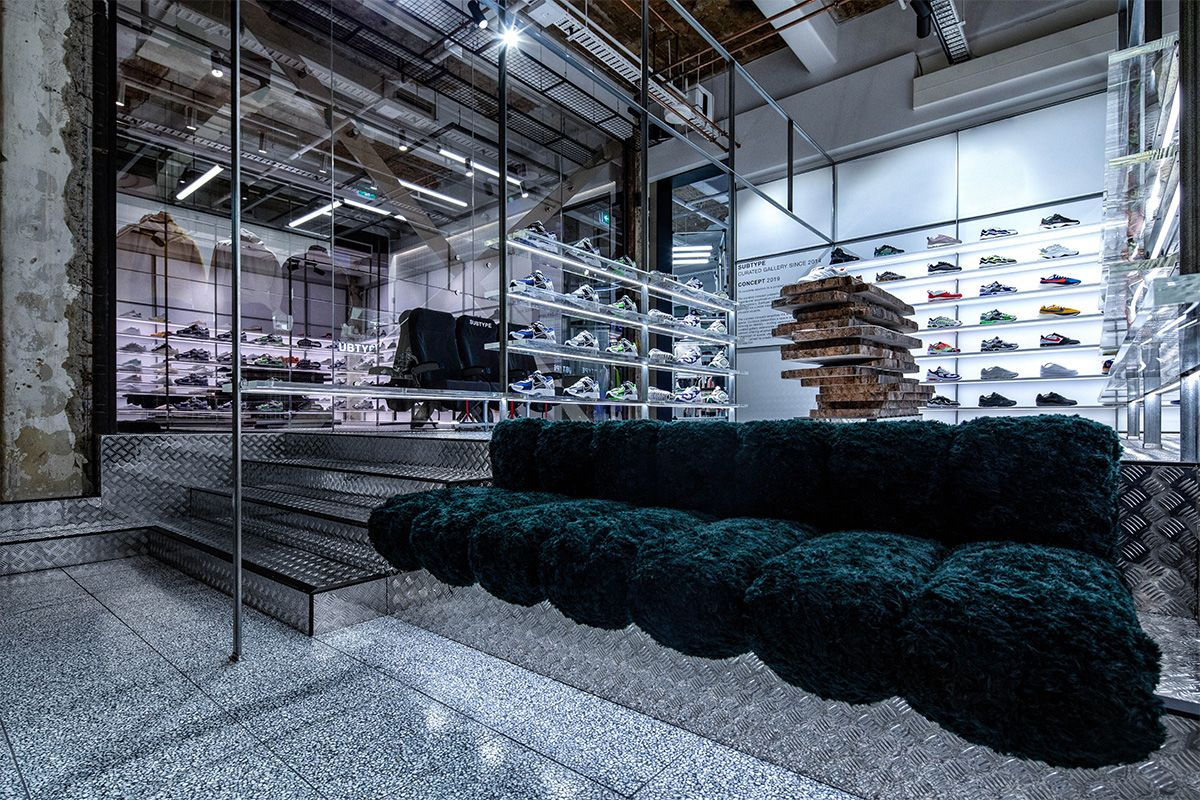 Subtype's New Flagship Store Is A Sneakerhead's Paradise