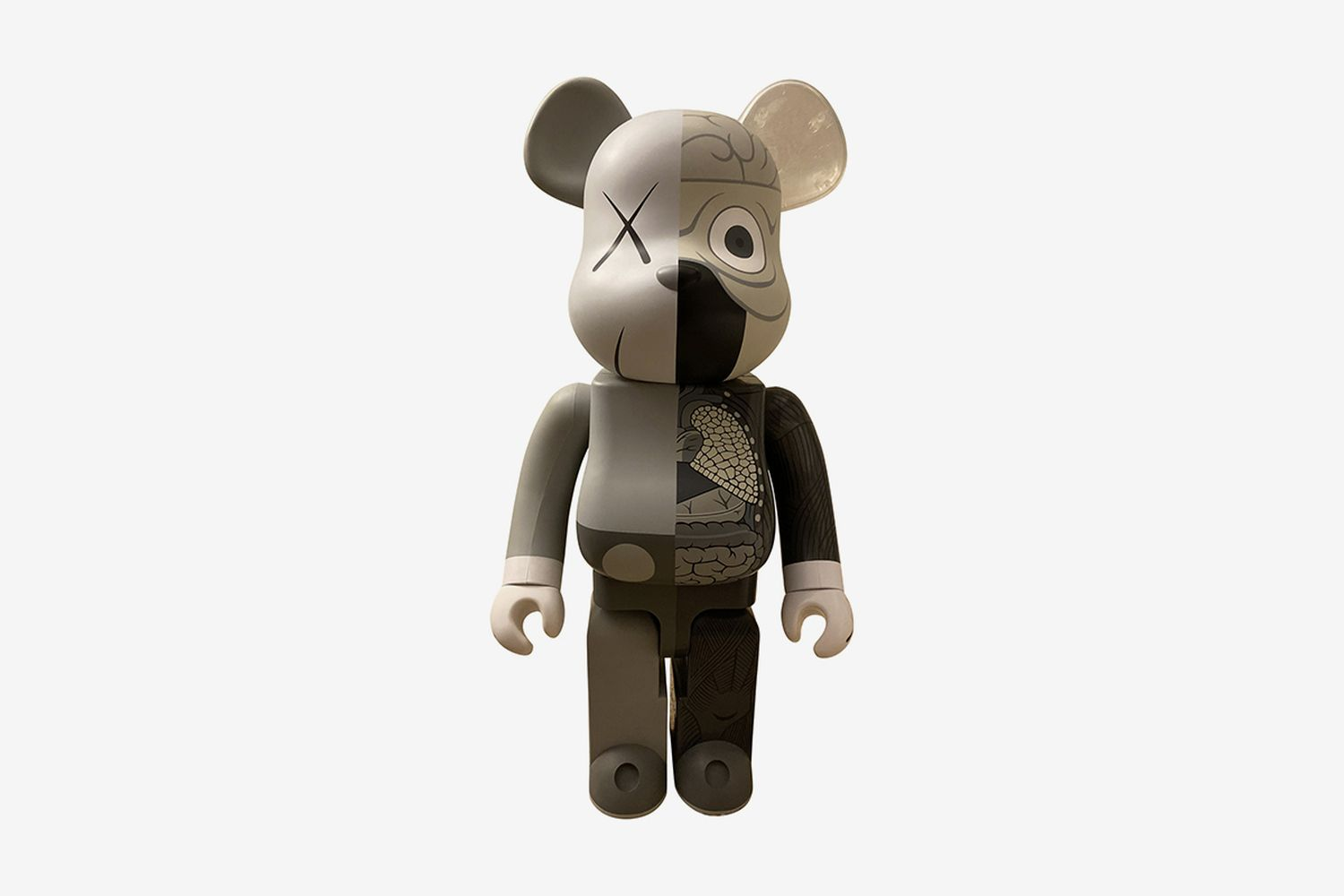 Dissected Companion 1000% Bearbrick, 2010