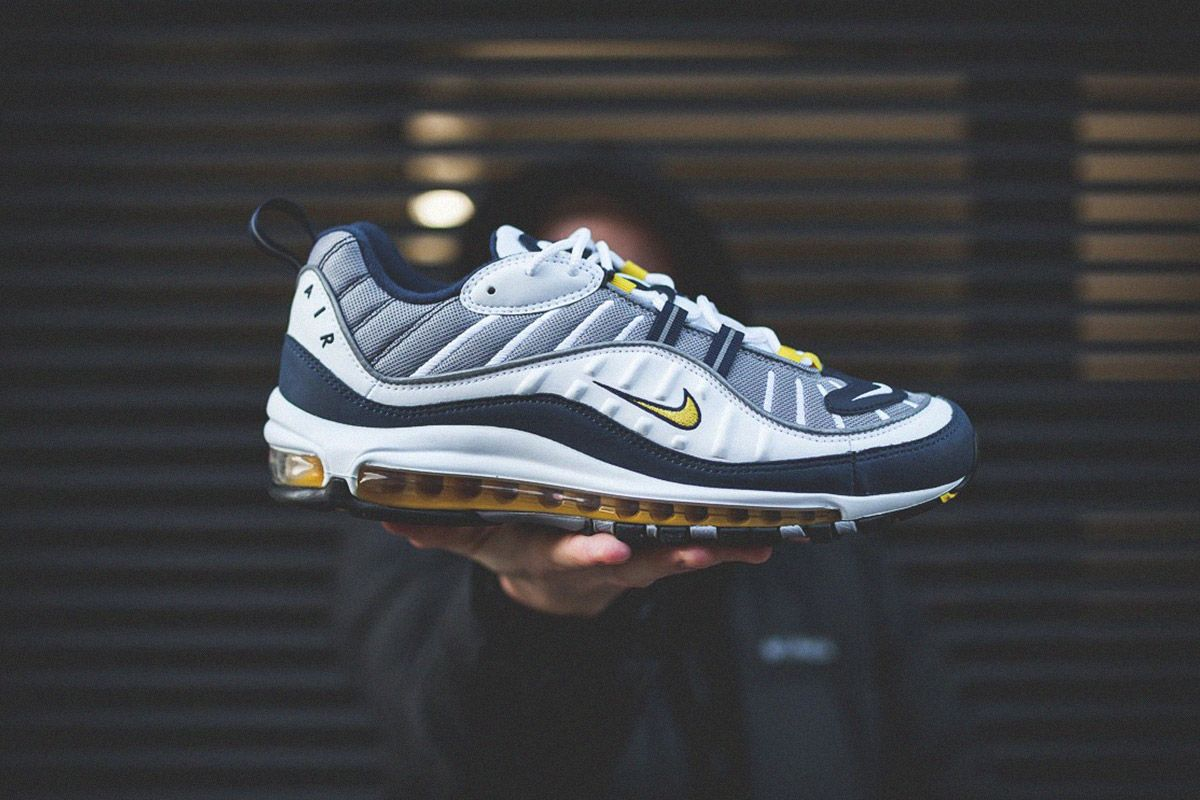 d5cf9fbfe1 Nike Air Max 98: A Complete History