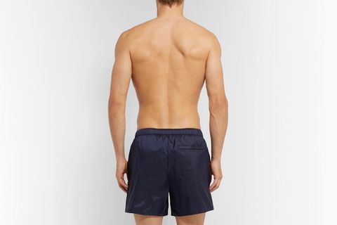 Warrick Mid-Length Swim Shorts