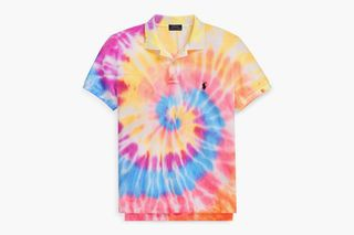 Lauren's Buy Ralph To CapsuleWhere Dye EclecticNostalgic Tie CshQtdr