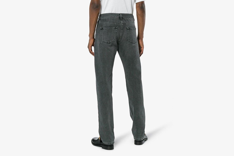 Knee Hole Jeans