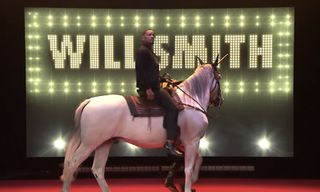 Will Smith Tops His Own Entrance Multiple Times on 'The Tonight Show'