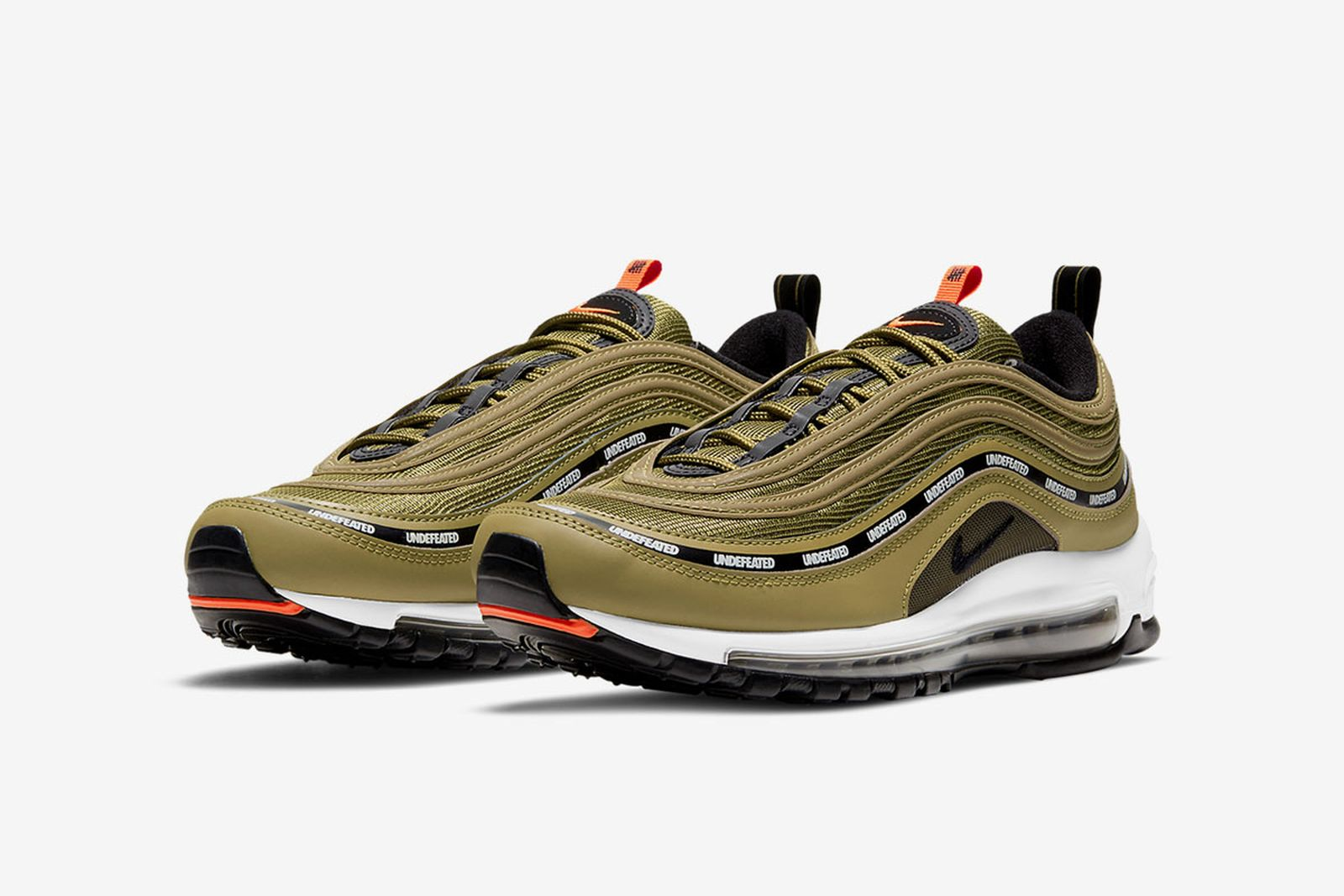 Temporada angustia cama  UNDEFEATED x Nike Air Max 97: First Look & Rumored Info