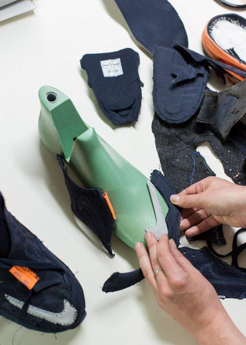 Helen Kirkum Is Redefining Sustainable Sneaker Design 21