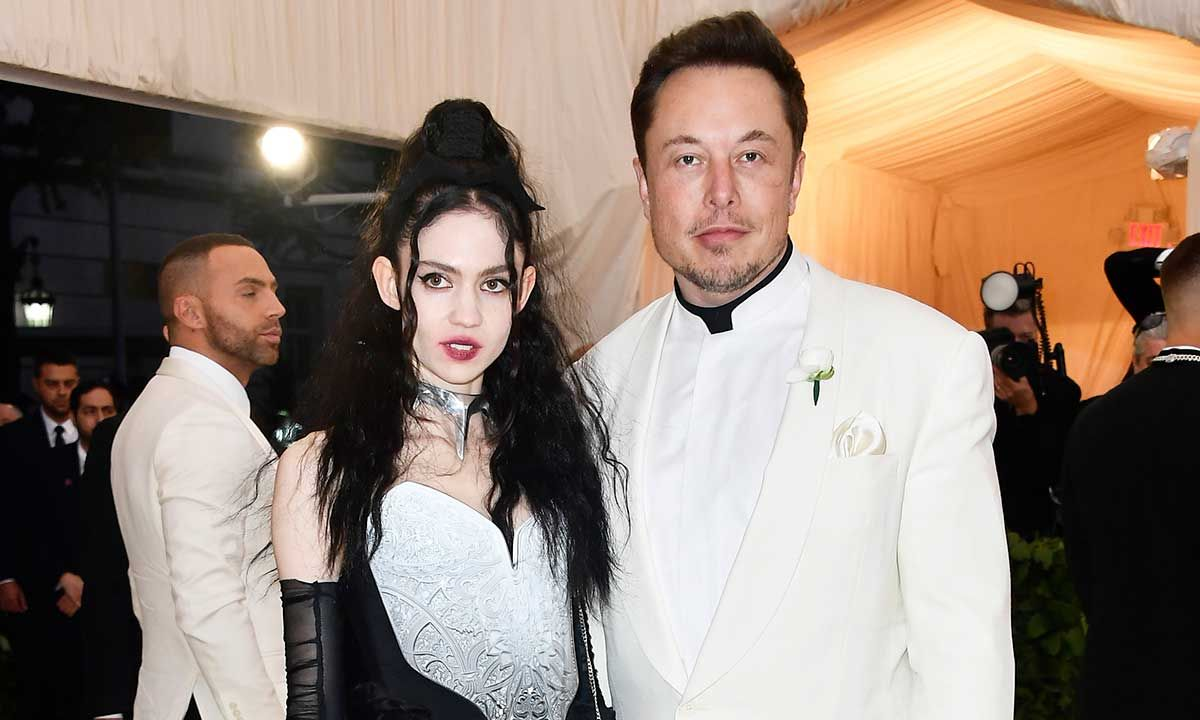 This Is How Grimes & Elon Musk Plan to Raise Their Child