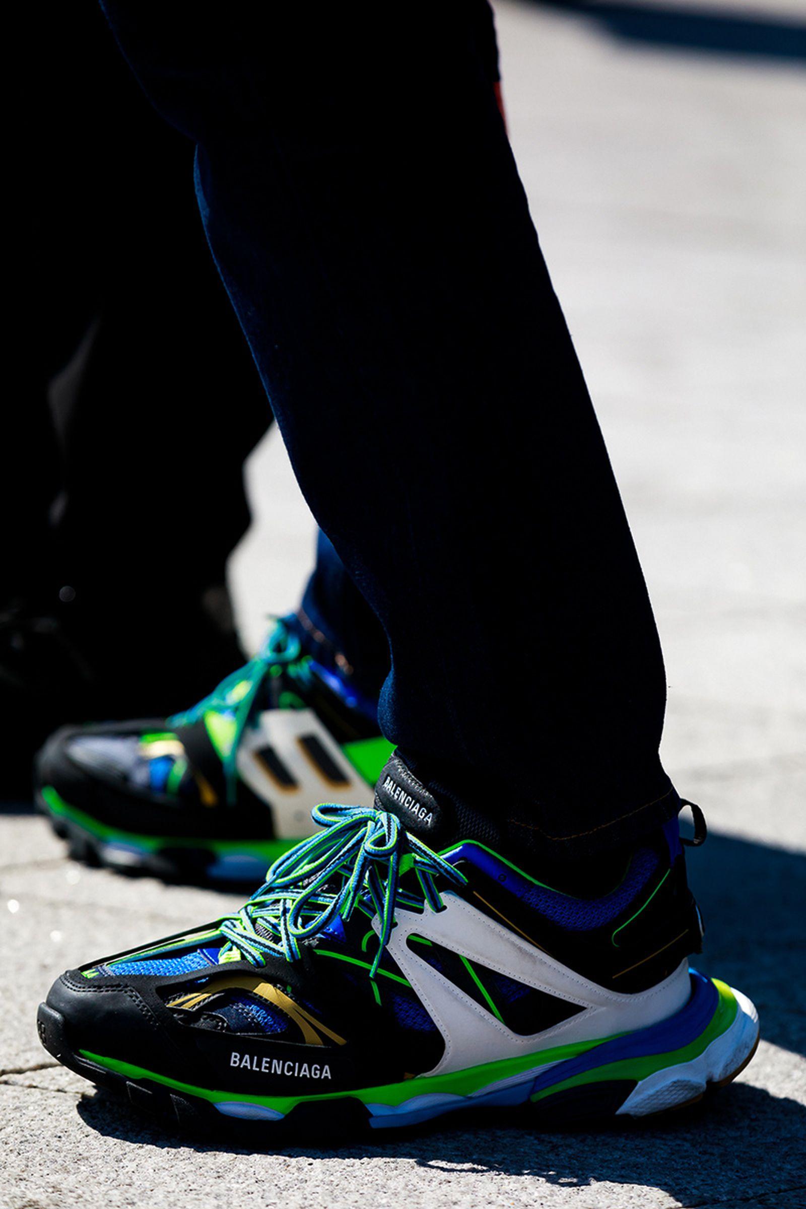 FW19 Seoul StreetStyle Sneakers PaulJeong 04 Sneaker street style seoul fashion week