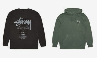 Stüssy Just Released Its Dover Street Market World Tour Pack