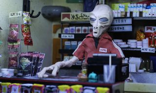 """KEY! Fights Aliens in New Claymation Video for """"Dig It"""""""