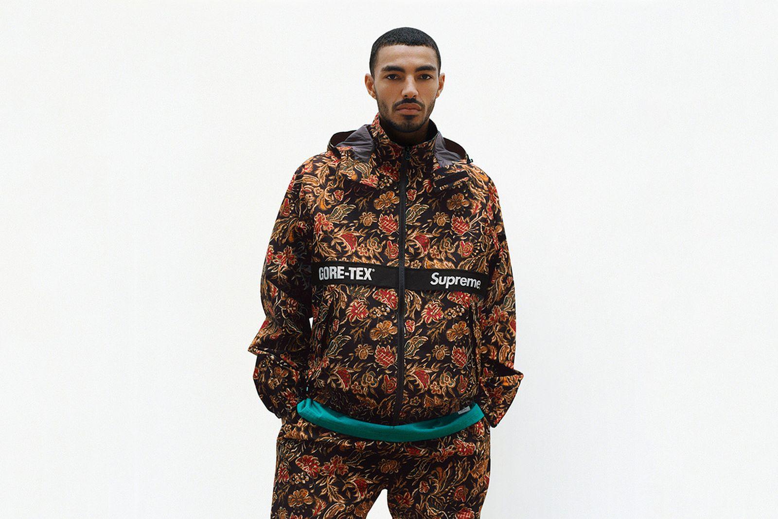 gore tex trend report main Adidas OFF-WHITE c/o Virgil Abloh Supreme