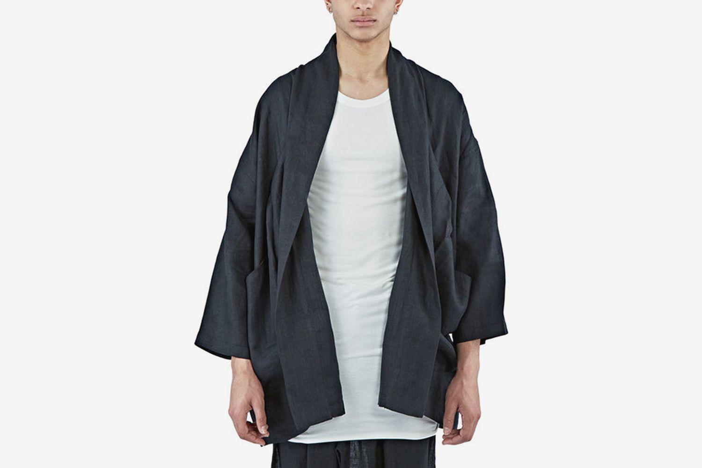 Oversized Pocket Bag Blazer Jacket