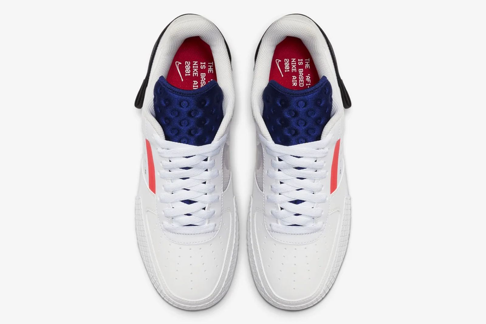 Nike Drop-Type LX & AF1-Type: Official Images & Release Info