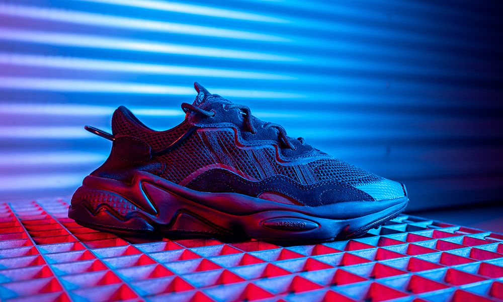 Here's Your First Look at adidas' Upgraded Ozweego