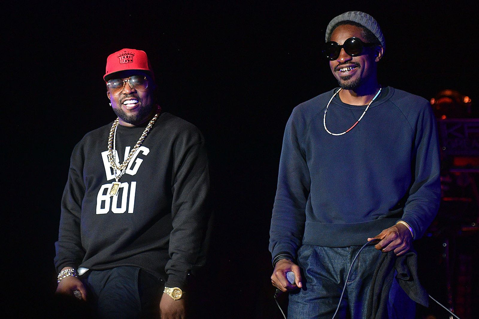 outkast 25 year anniversary andre 3000 big boi