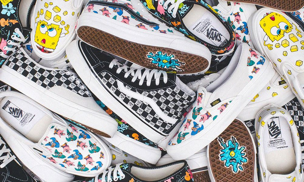 1cb4047140 SpongeBob to Supreme  How Vans Became the Brand That Can Do No Wrong