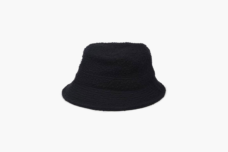 Zip Bucket Hat