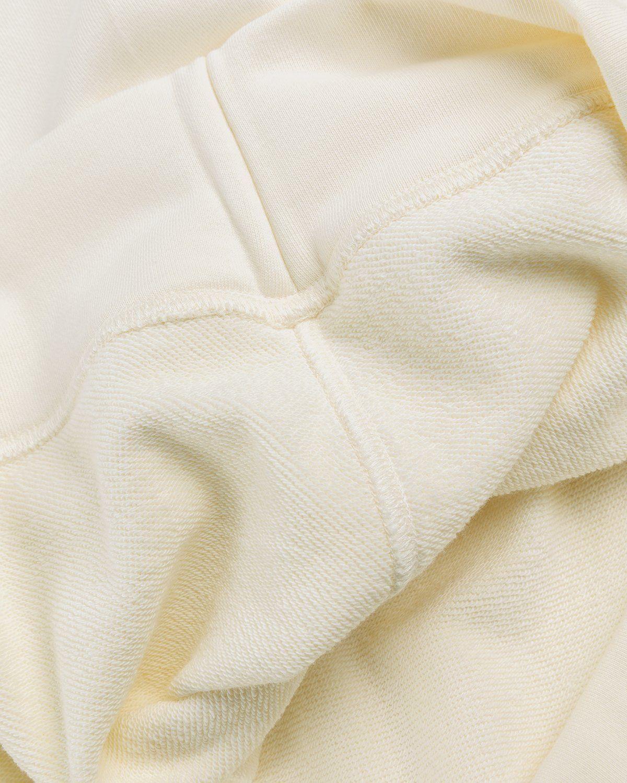 Jil Sander – Logo Hoodie Natural - Image 4