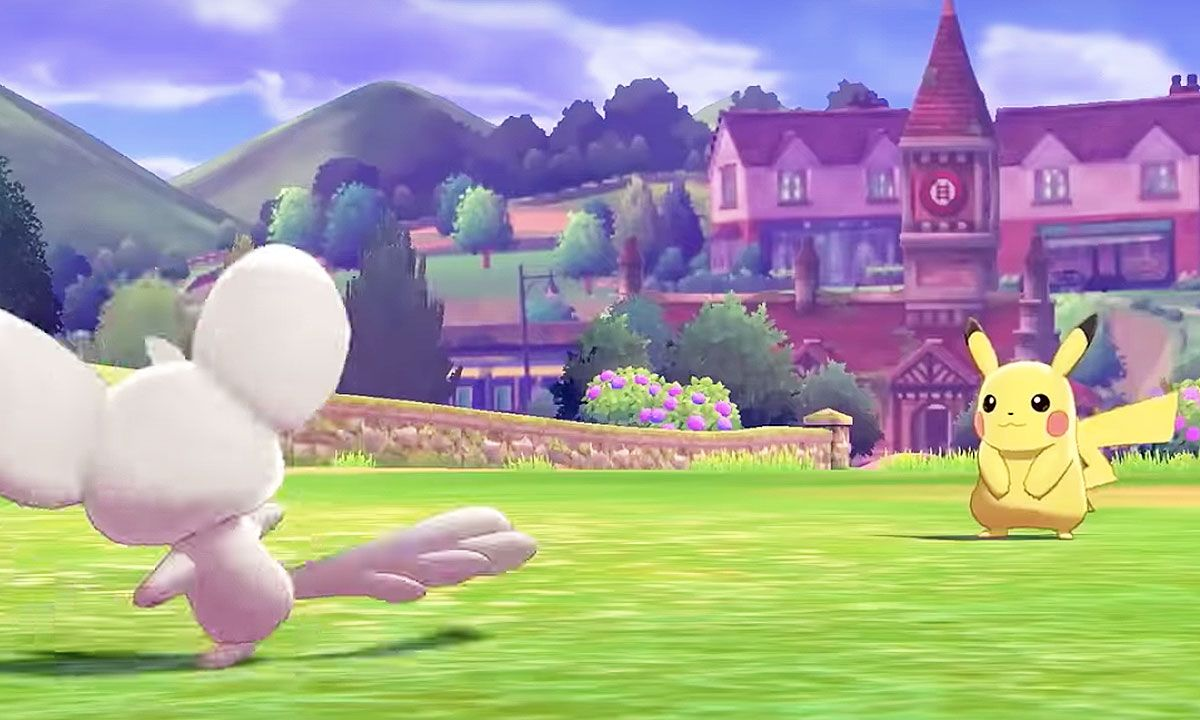 """'Sword' & 'Shield' Pre-Order """"Glitch"""" Teases Arrival of Mysterious New Pokémon"""