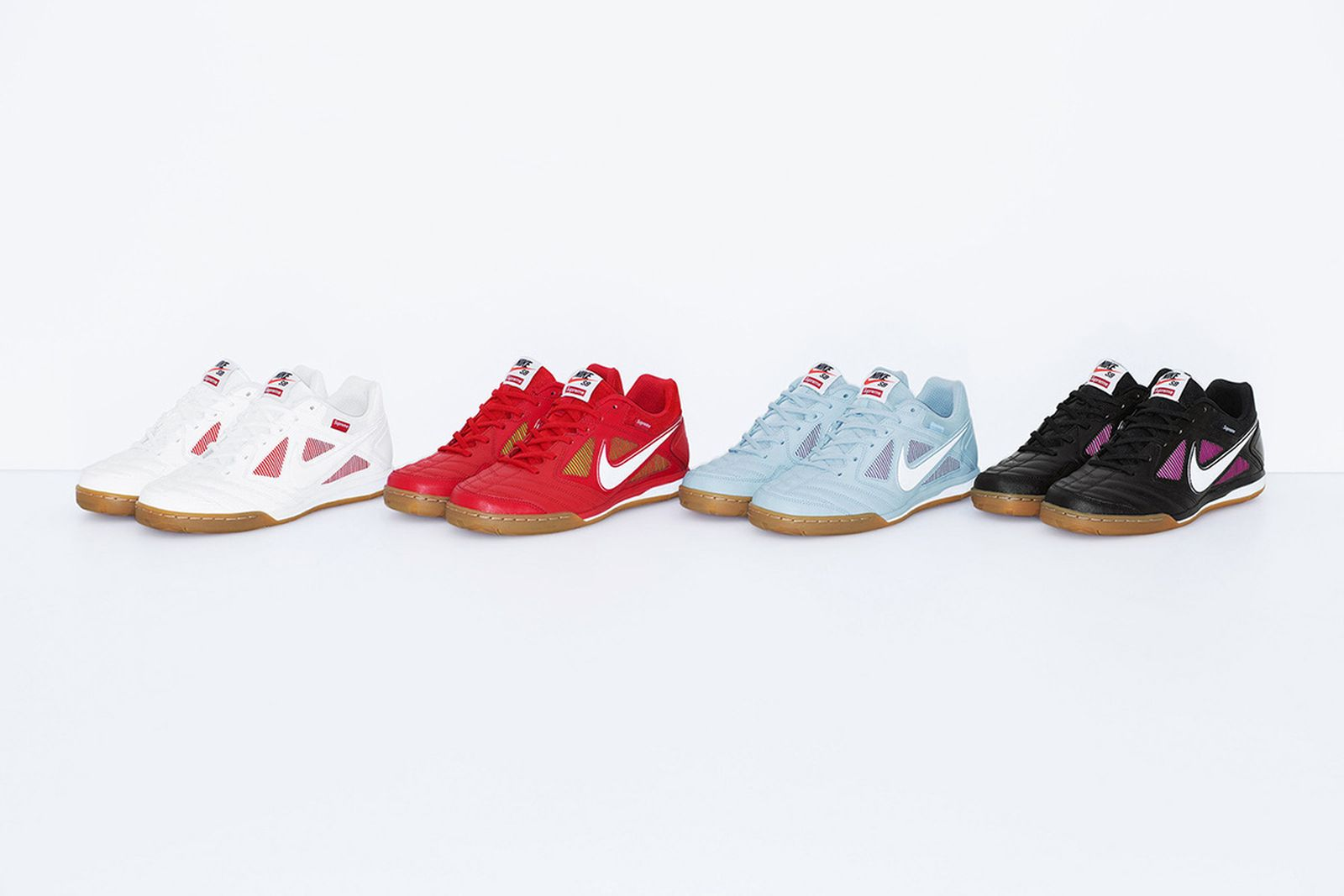 Supreme Nike SB Gato comme des garcons