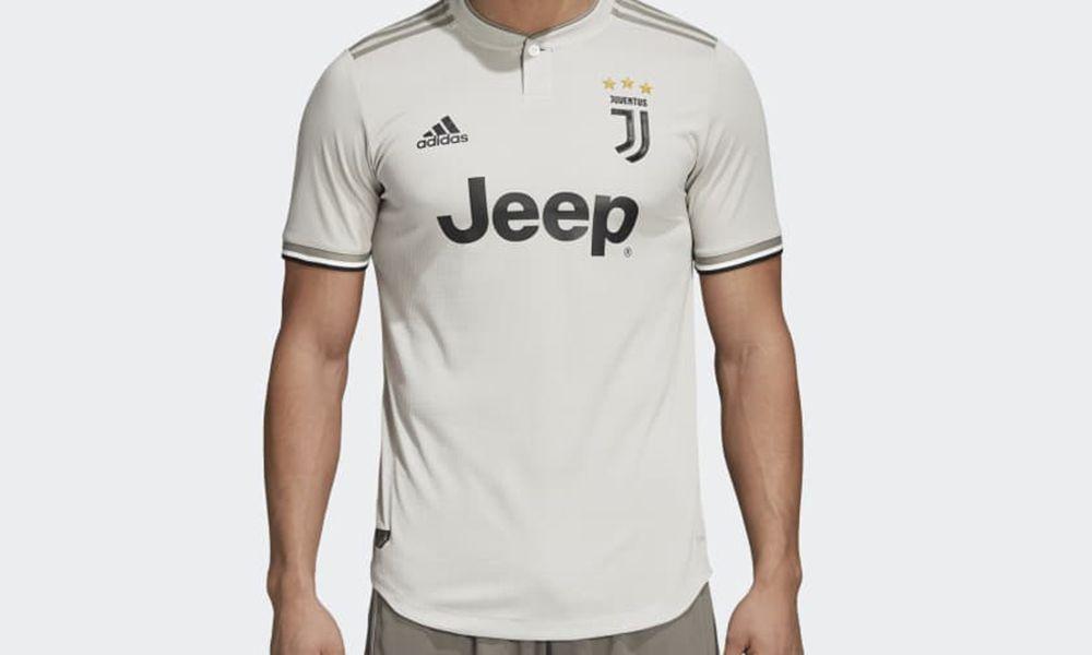 Juventus' Away Jersey Is Raising Football's Fashion Stakes