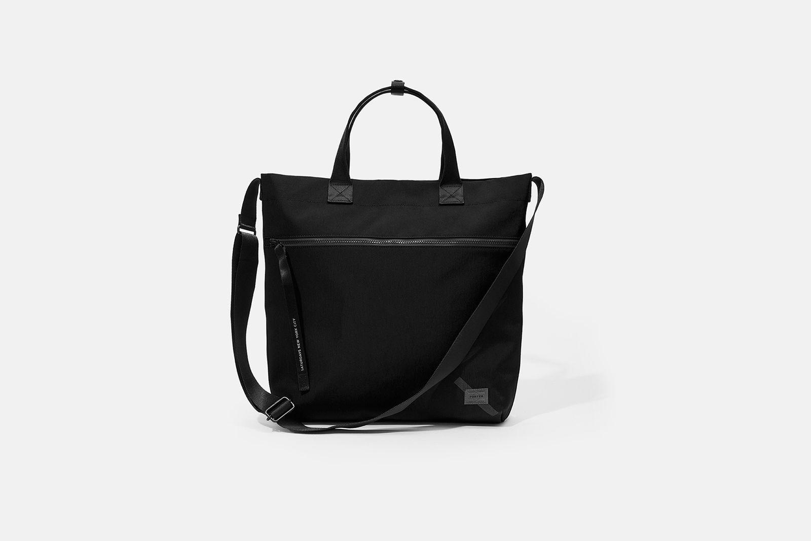saturdays nyc porter reflective line bags