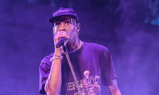 """Travis Scott Honored with Official Holiday """"Astroworld Day"""""""