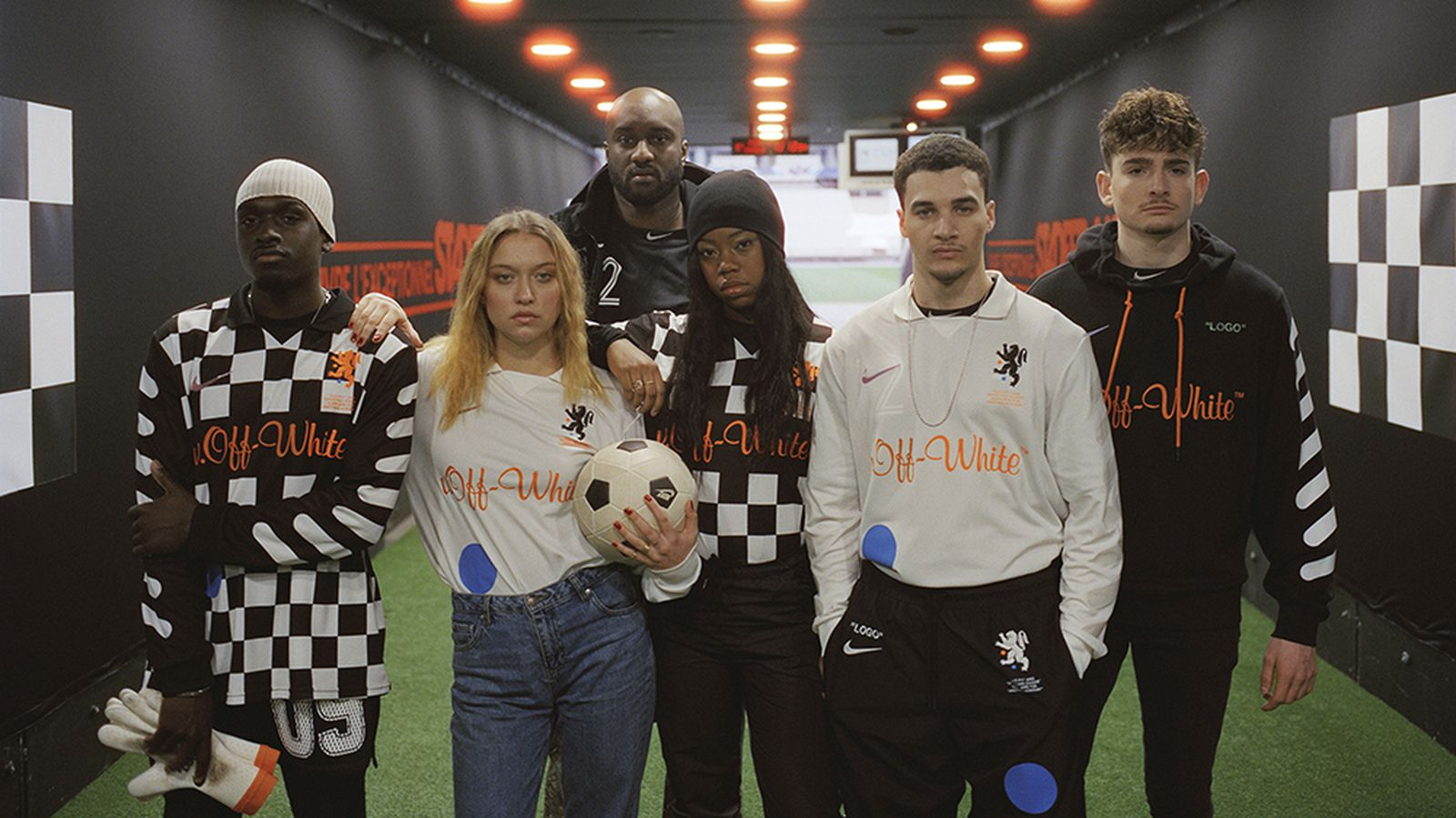 virgil abloh nike world cup capsule 2018 FIFA World Cup OFF-WHITE c/o Virgil Abloh