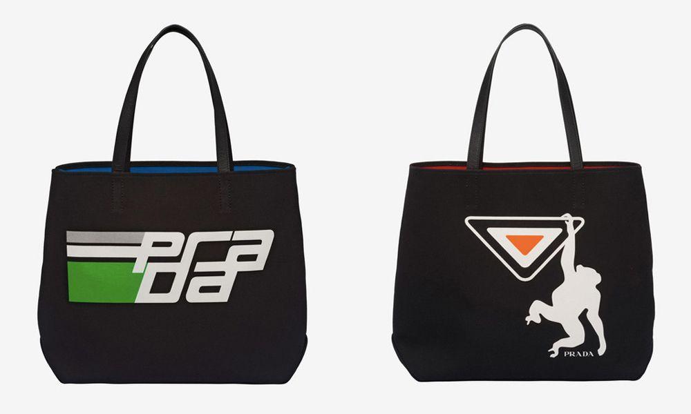 93ceee4a3de7 Prada Revamps the Classic Tote Bag for a Luxurious Price
