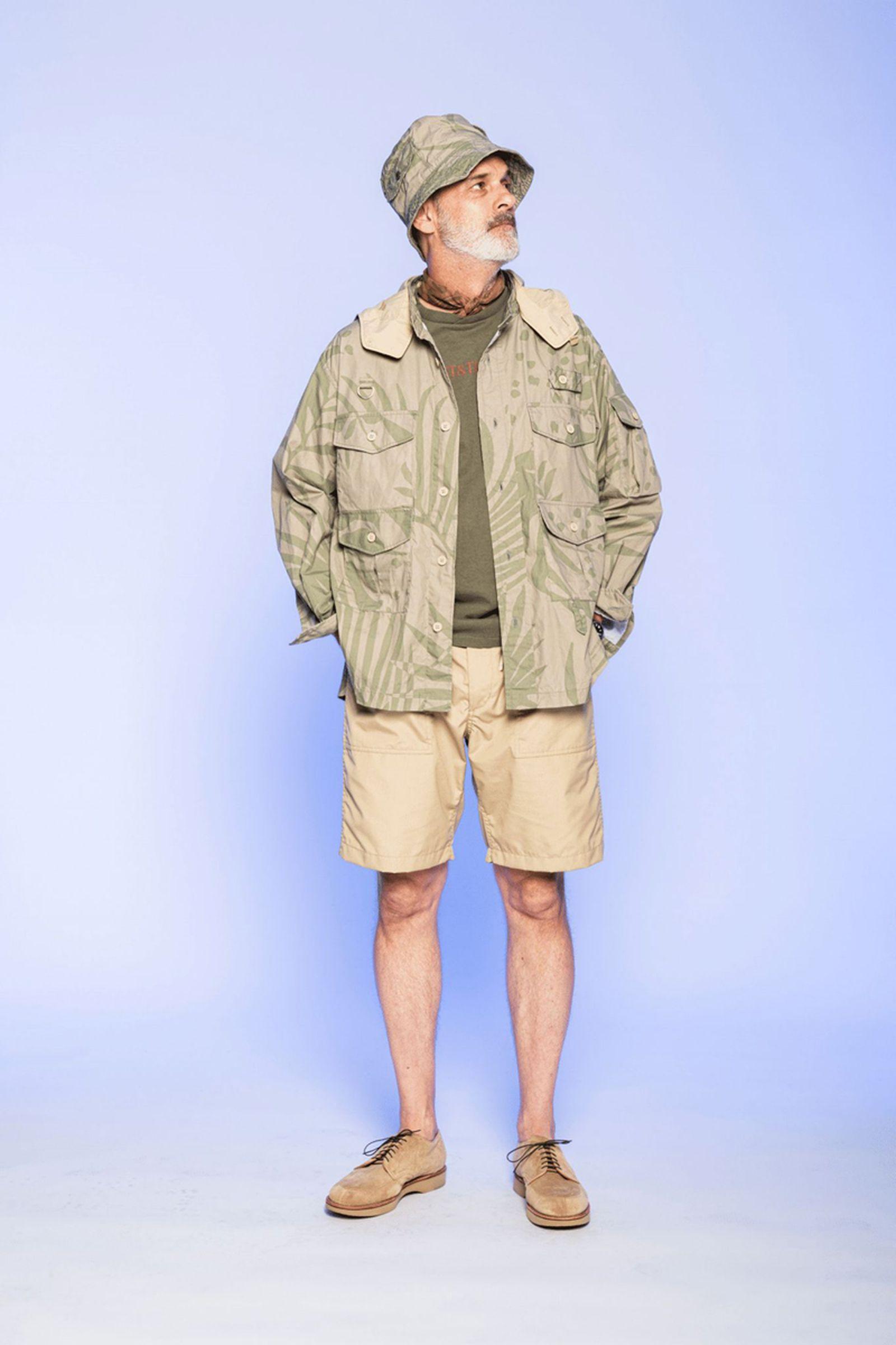 engineered garments spring summer 2022 collection lookbook (6)