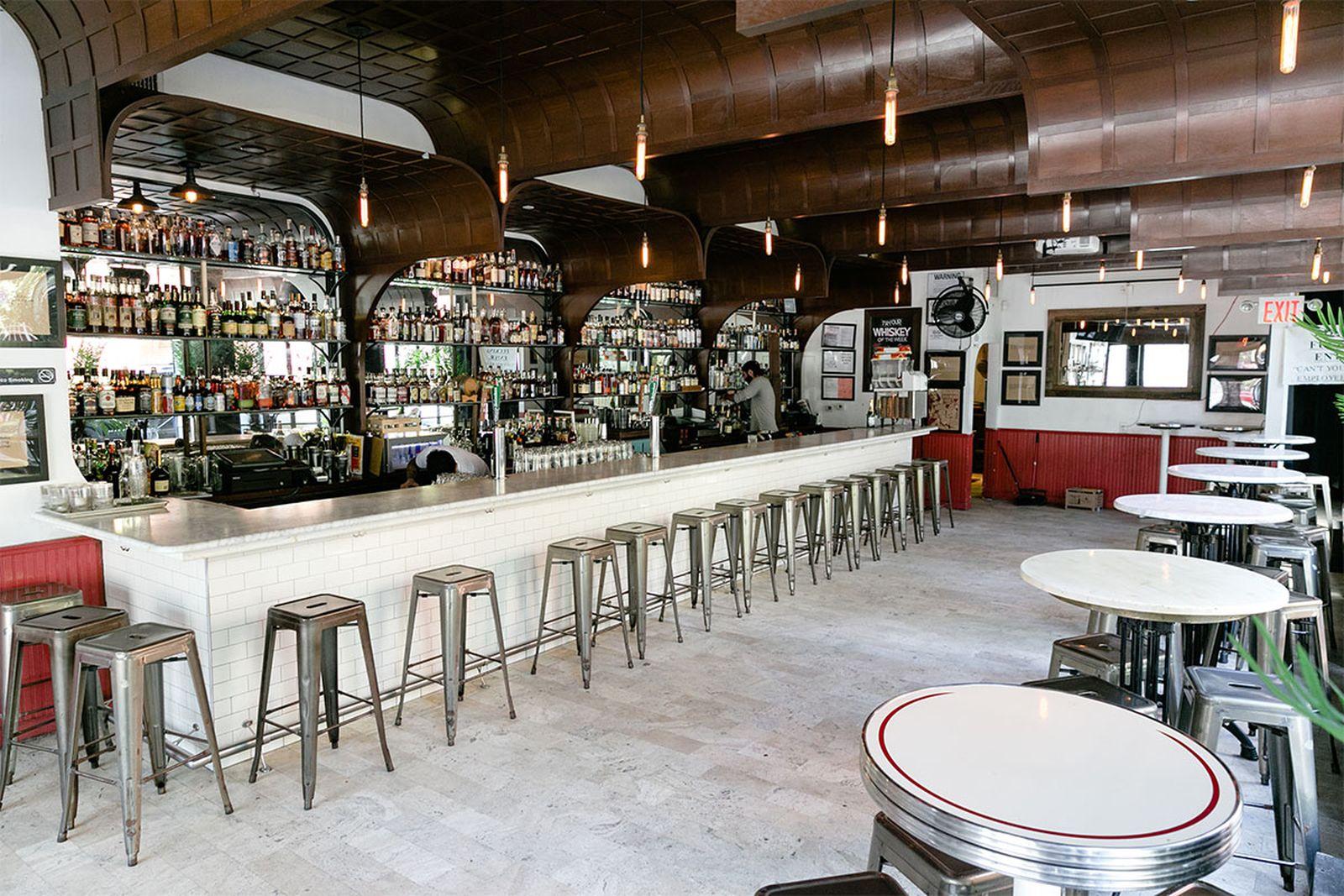 best new york bars rochelles AMEX american express platinum food & drink