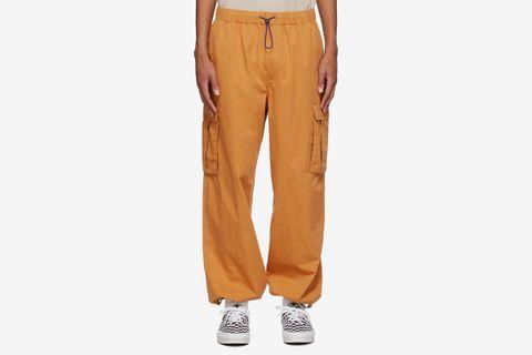 Poplin Flight Cargo Pants