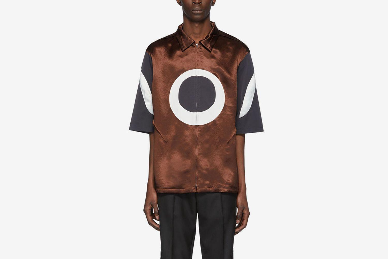Derby Oval Zip Shirt