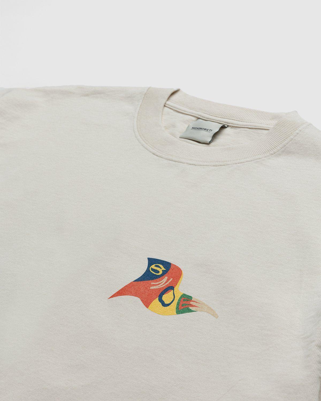 Highsnobiety – Flags T-Shirt Eggshell - Image 3