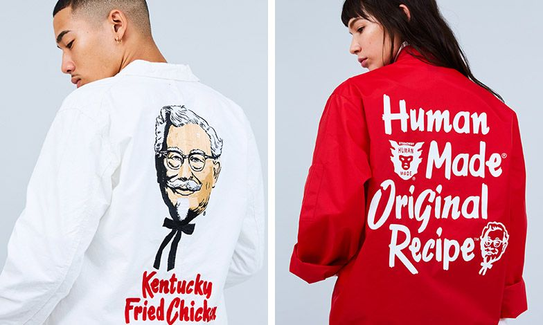 Image result for kfc human made